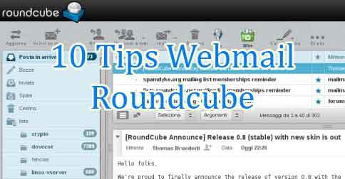 10 Tips Setting Penting Maksimalkan Webmail Roundcube