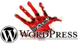 wordpress hacked pusathosting