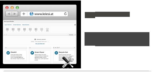 enfold layout builder pusathosting