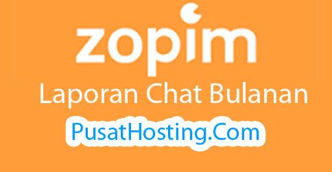 zopim-laporan-chat-bulanan-pusathosting
