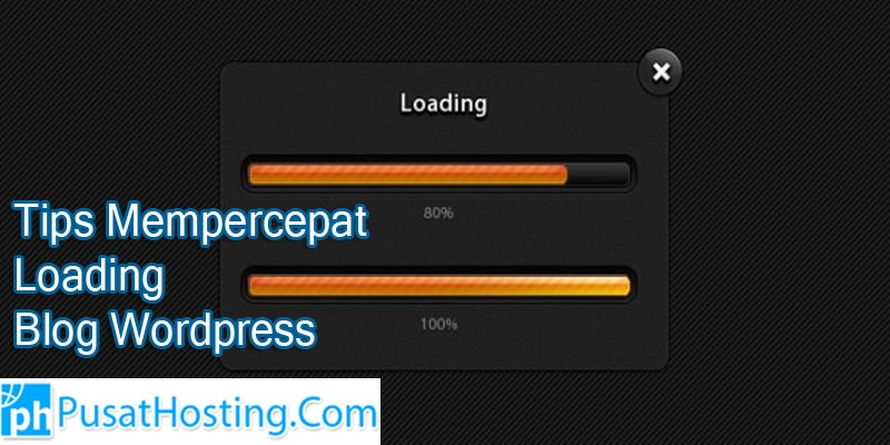 loading blog wordpress