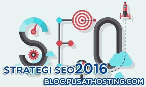 strategi seo 2016